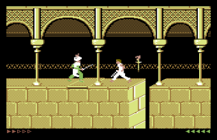 Prince of Persia C64 76
