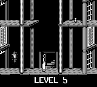 Prince of Persia GB 64