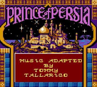 Prince of Persia GBC 01