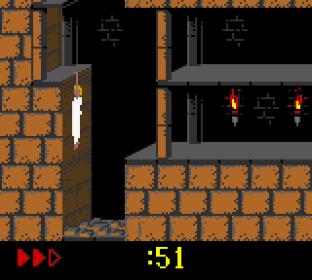 Prince of Persia GBC 23