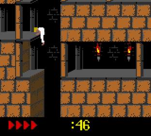 Prince of Persia GBC 34