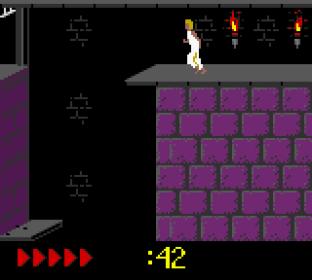 Prince of Persia GBC 53