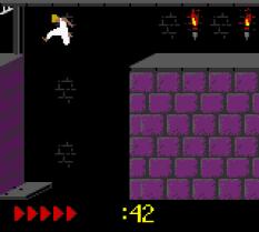 Prince of Persia GBC 54