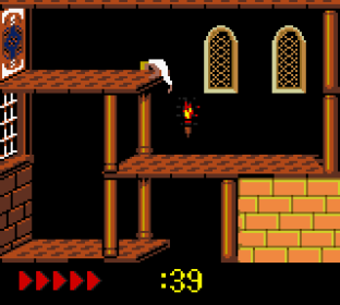 Prince of Persia GBC 67