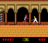 Prince of Persia GBC 74
