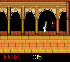 Prince of Persia GBC 77