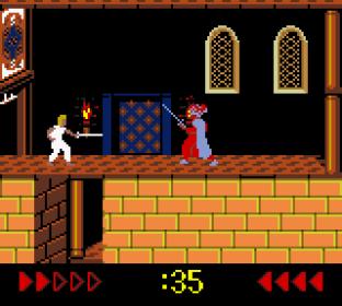 Prince of Persia GBC 78