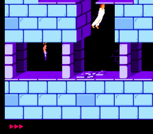 Prince of Persia NES 10