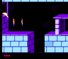 Prince of Persia NES 11