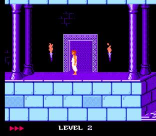 Prince of Persia NES 20