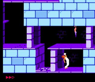 Prince of Persia NES 22