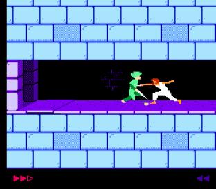 Prince of Persia NES 23