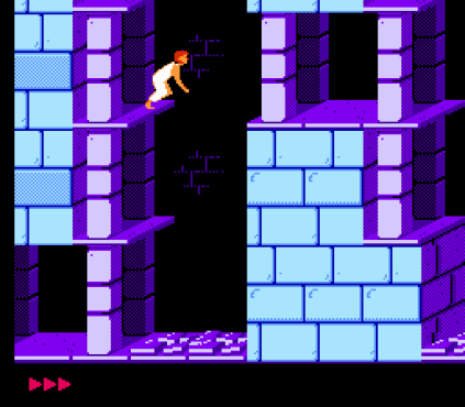 Prince of Persia NES 34