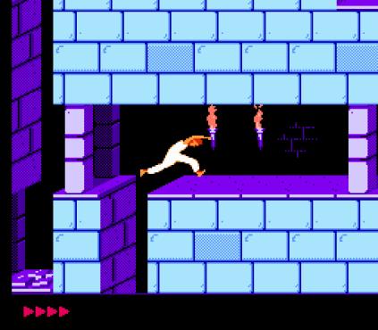 Prince of Persia NES 42