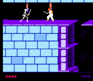 Prince of Persia NES 43