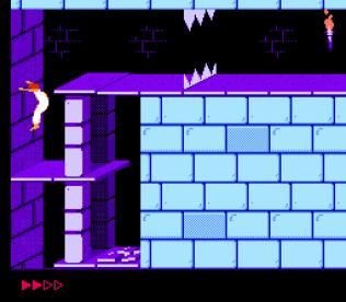 Prince of Persia NES 44
