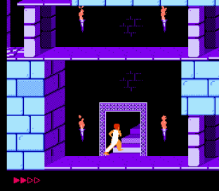 Prince of Persia NES 45