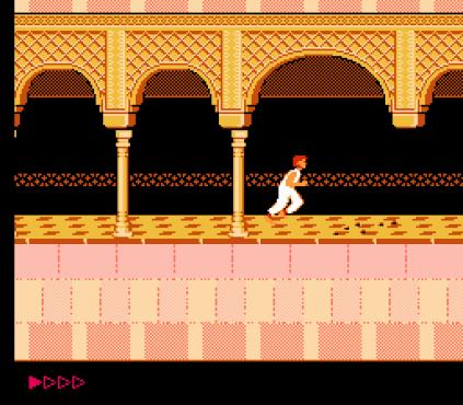 Prince of Persia NES 53