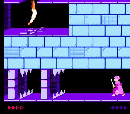Prince of Persia NES 64