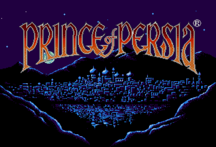 Prince of Persia Sega CD 01