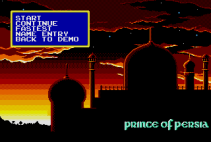 Prince of Persia Sega CD 02