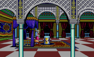 Prince of Persia Sega CD 10