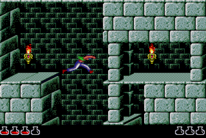 Prince of Persia Sega CD 20