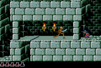Prince of Persia Sega CD 34