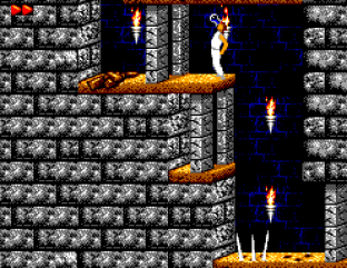 Prince of Persia SMS 12