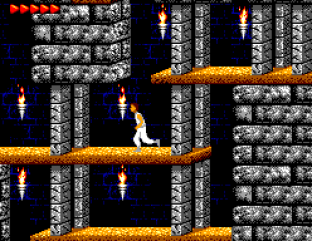Prince of Persia SMS 45