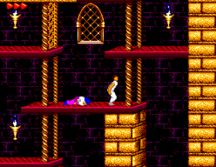 Prince of Persia SMS 53