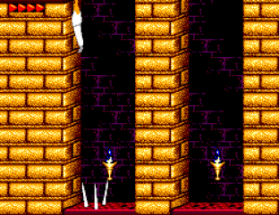 Prince of Persia SMS 56