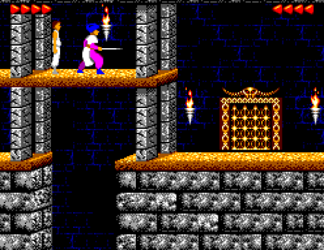 Prince of Persia SMS 67