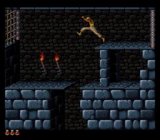 Prince of Persia SNES 09