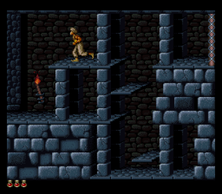 Prince of Persia SNES 10