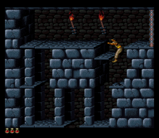 Prince of Persia SNES 11
