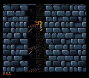 Prince of Persia SNES 12