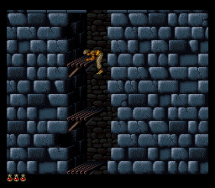 Prince of Persia SNES 12