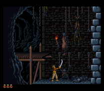 Prince of Persia SNES 16