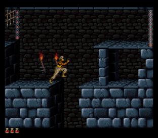 Prince of Persia SNES 20