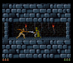 Prince of Persia SNES 21