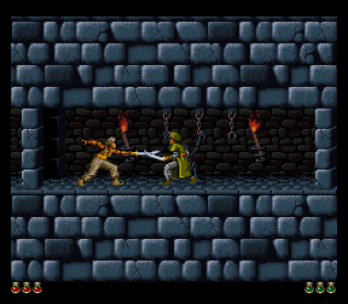 Prince of Persia SNES 21