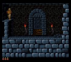 Prince of Persia SNES 22