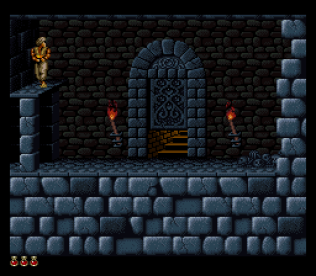 Prince of Persia SNES 22