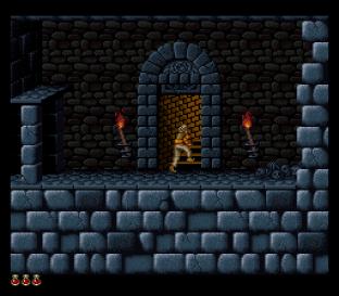 Prince of Persia SNES 23