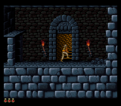 Prince of Persia SNES 23