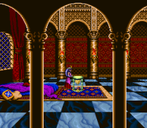 Prince of Persia SNES 24