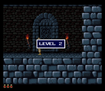Prince of Persia SNES 25
