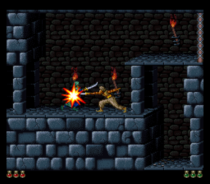Prince of Persia SNES 31
