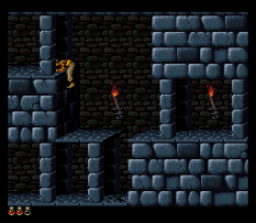 Prince of Persia SNES 32